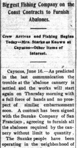 Source: SLO Morning Tribune, 6/17/1903