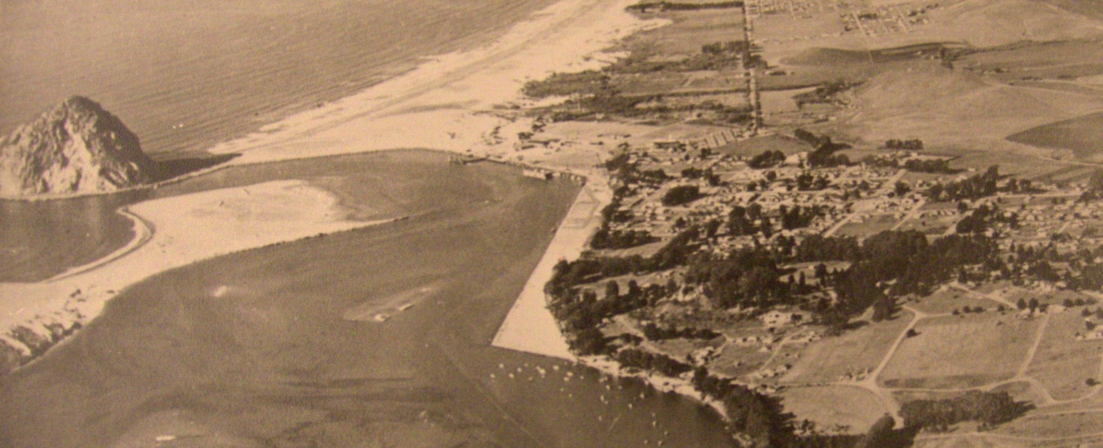 New MB Harbor c.1943